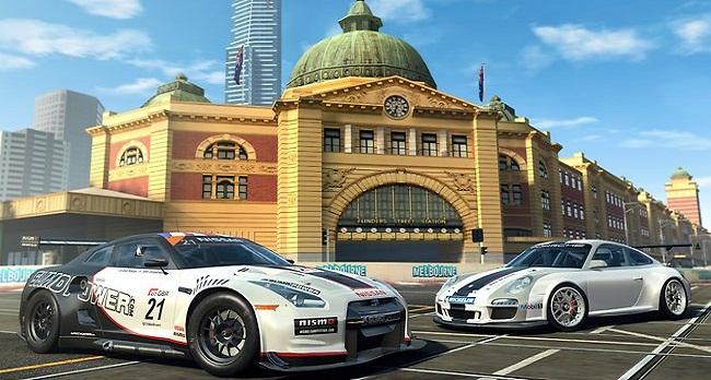 تریلر جدید از Real Racing 3
